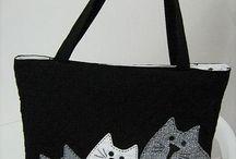 сумки с котами