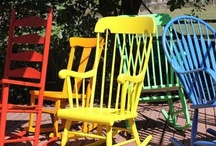 chairs and rockers