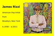 Art James Rizzi