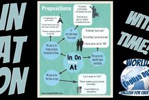 English Preposition practice videos!!! / Videos to help learn English prepositions. :)