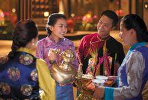 Menschen in Tibet / Bilder von netten und freundlichen einheimischen Menschen in Tibet.