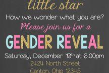 Gender Revel Party