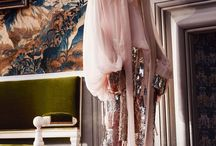 The Romantic / Soft and feminine looks to calm the spirit while raising the temperature