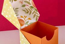 Papercraft - boxes