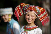 China 56 Ethnic Groups