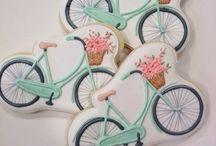 Bicycle cookie