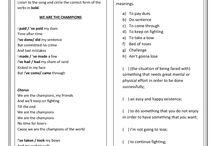 EN_Songs and grammar