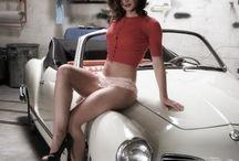 Karmann Ghia / VW auto 1955-1974