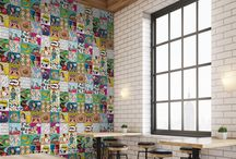 Amazing Ceramic Tile Ideas for Cafes & Restaurants /  #egeseramik #perfectbeauty  #ceramic  #tiles #design #cafe #restaurant