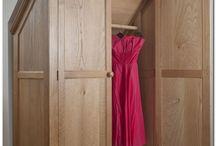 dormer wardrobe