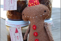 Gingerbread / My favorite things / by Candice Walls