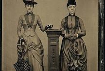 1880's bustle