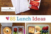 kids stuff - lunch ideas