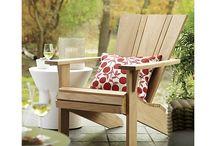 Adirondacks  / Adirondack chairs I like  / by Jeff Hardegree