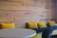 Great Walls of Reclaimed Wood!