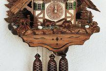 Chalet Cuckoo Clocks
