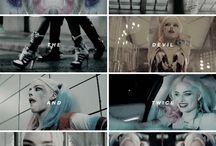 be Harley Quinn