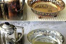 pulizia argento