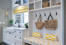 Mud Room / Does your home need a mud room?  Here are some beautiful ideas to get inspired by.