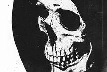 Death and skulls