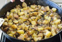 Food-fruits & vegetables / Side dishes