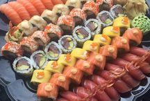 SUSHI & other japans food