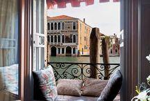 #Venice / Immagini e idee per itinerari in giro per Venezia. #Venice