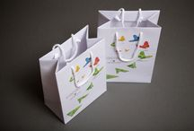 Packaging, Bags and Labels / Featuring a showcase of printed samples of Packaging, Bags and Labels using Arjowiggins Graphic recycled papers.