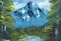 Natural Painting with Artistic Oil colours / Hi Guys,  If you Like it! then Share it! https://www.facebook.com/anartistinside
