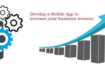 Develop a Mobile app to increase the business revenue