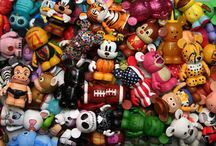 Disney Vinylmation / Learn more about Disney Vinylmation at Walt Disney World. / by Walt Disney World