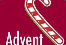 Family Advent App / Family Advent devotions and activities for busy families. Learn how the candy cane, Christmas lights, Christmas cookies and even the donkey point to Jesus being the Reason for the Season!