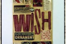 Tim Holtz tags (tutorials) / All tutorials from his blog