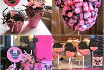 Birthday - Minnie Mouse Party / by Emily Goralczyk