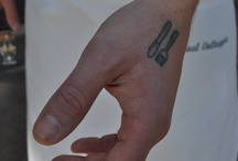 Chefs tattoos