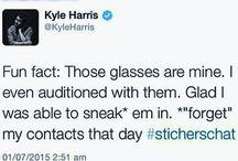 Kyle Harris & Stitchers