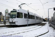 Linz Linien GmbH - Bombardier GT10 / Sie sehen hier eine Auswahl meiner Fotos, mehr davon finden Sie auf meiner Internetseite www.europa-fotografiert.de.
