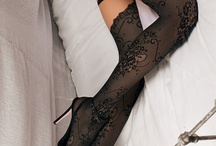 Stockings / Hmmmm, so sexy, so girly! I want them all :)