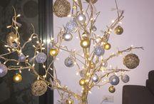arbol navidad chamizo