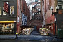Bookstores and Libraries of the world