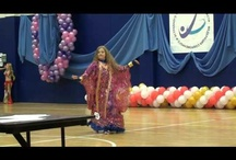 My Favorite Folkloric Videos / Traditional and modern interpretations of folkloric dances of the Middle East, Africa, and Silk Road countries.
