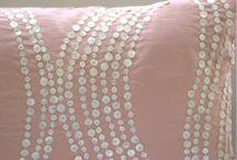 Standard & King Sham Pillows/Cushions
