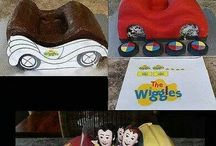 Wiggles Cakes