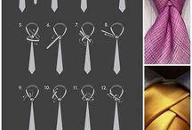 noduri cravata