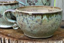 Pottery Pinterlust / by Vintage Gertrude