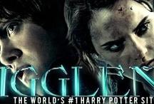 Harry Potter / Expecto Patronum!!! / by Anna Hamblen