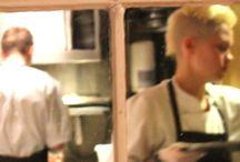Restaurant Höst / The Grand Prix cutlery at restaurant Höst in Copenhagen