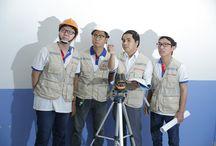 Tuyển sinh nhóm ngành Xây dựng - Kiến trúc / Kỹ thuật xây dựng, Công nghệ kỹ thuật kiến trúc, Thiết kế nội thất, Điện công nghiệp