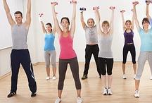 Exercise tips / by Jennifer Orr