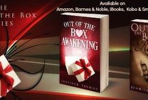 Do you Believe in Love and Second Chances? / A romance series all about second chances....they DO exist http://mybook.to/OutoftheBoxAwakening http://mybook.to/OutoftheBoxRegifted http://mybook.to/ToccataObbligatoSerenadingKyra